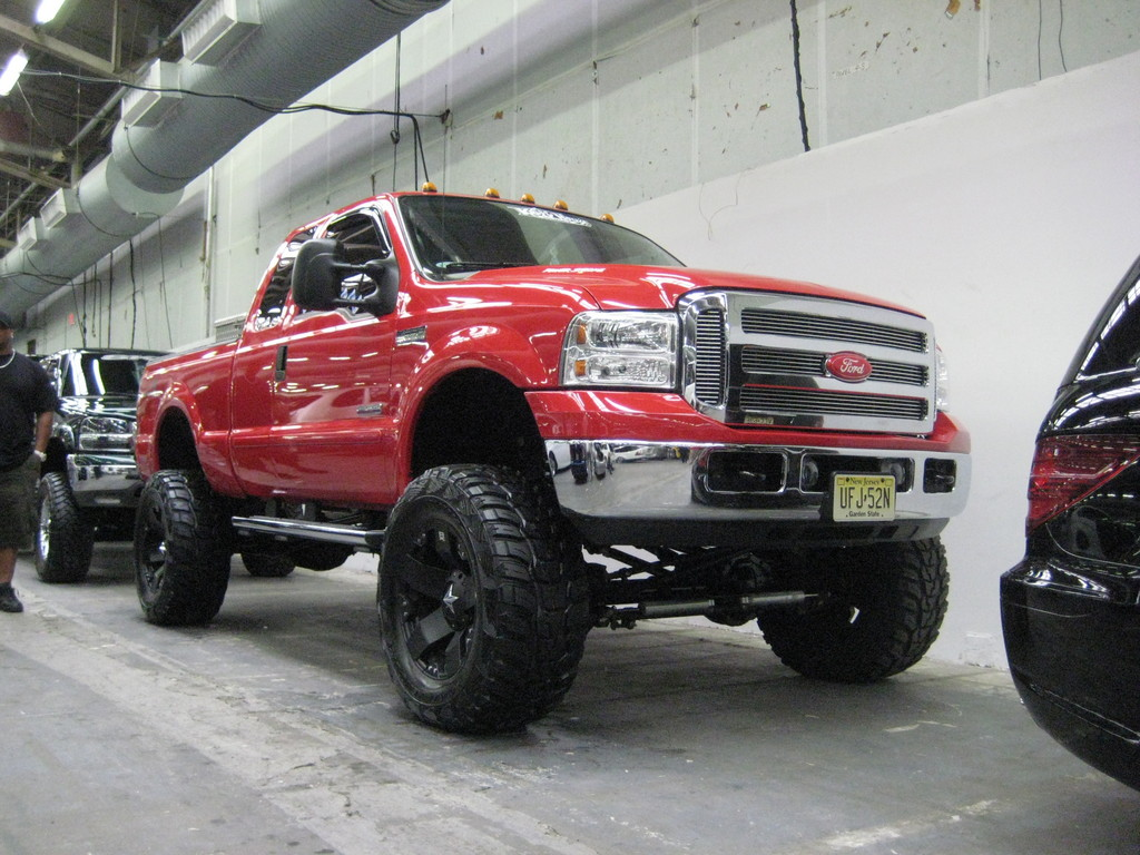 2014 ford f350 lifted Car Tuning
