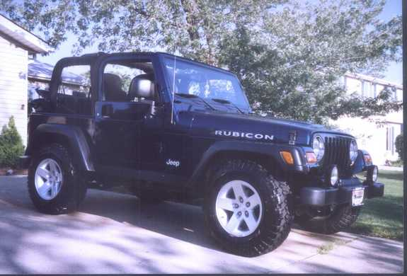 Another firedex 2005 Jeep Wrangler post... - 7633764
