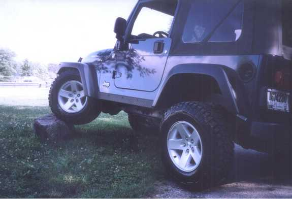Another firedex 2005 Jeep Wrangler post... - 7633766