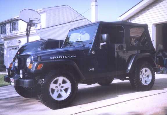 Another firedex 2005 Jeep Wrangler post... - 7633767
