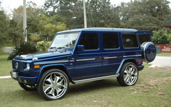 dr_jones_son 2005 Mercedes-Benz G-Class