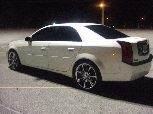 Jamespoole18 2004 Cadillac Cts Specs Photos Modification
