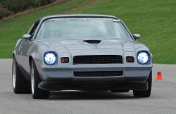 78SilverZ28s 1978 Chevrolet Camaro