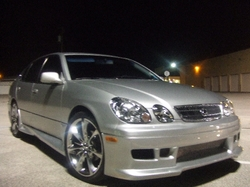 chromelexgs300s 2004 Lexus GS