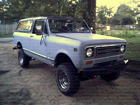 Federal304 1979 International Scout II 8275794