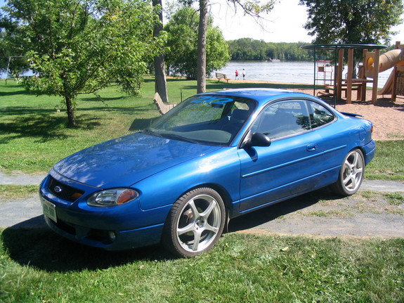 bluezx203 2003 Ford ZX2