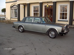 jimmy7182 1978 Rolls-Royce Silver Shadow 2