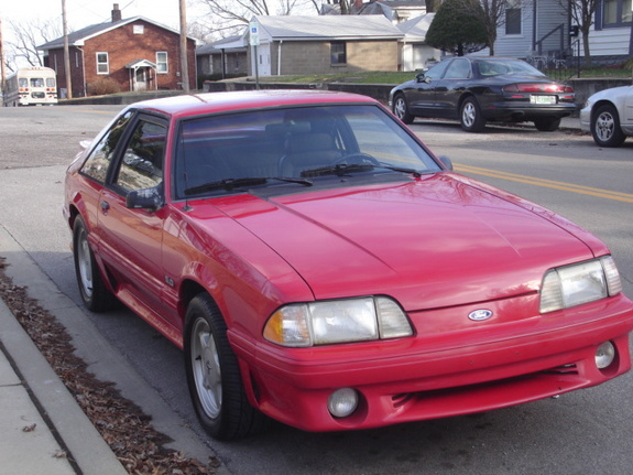 Another Greenred92gt 1992 Ford Mustang post... - 7641242