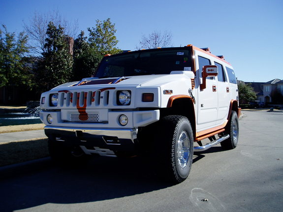 sewellcustoms 2006 Hummer H2