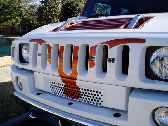 sewellcustoms 2006 Hummer H2 7640922