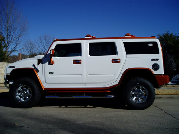 sewellcustoms 2006 Hummer H2 7640923
