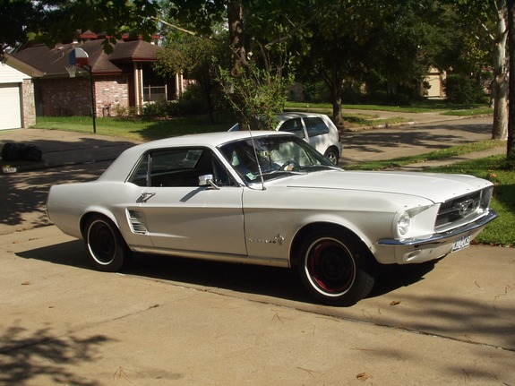 Cogtx 1967 Ford Mustang Specs Photos Modification Info