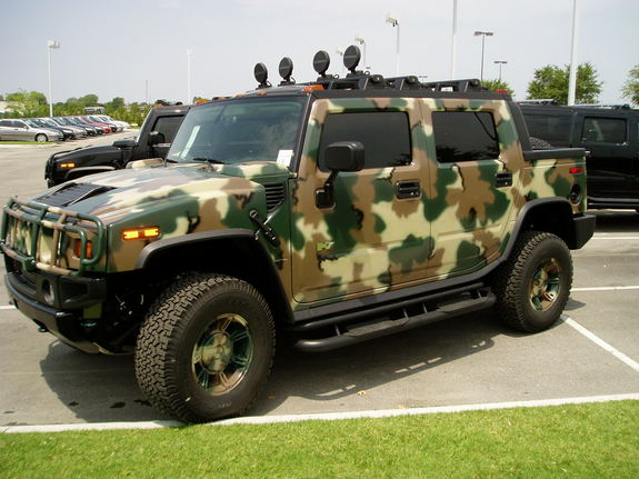 sewellcustoms 2006 Hummer H2 7642052