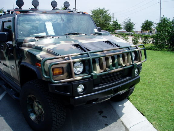 sewellcustoms 2006 Hummer H2 7642053