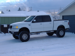 SuperCrewzer19s 2003 Ford F150 SuperCrew Cab