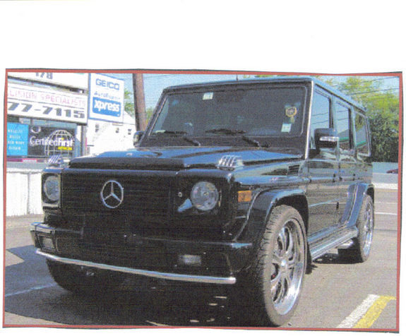 Research 2004                   MERCEDES-BENZ G-Class pictures, prices and reviews