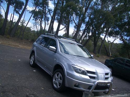 Another 4LOOKS_VR-X 2006 Mitsubishi Outlander post... - 7733197