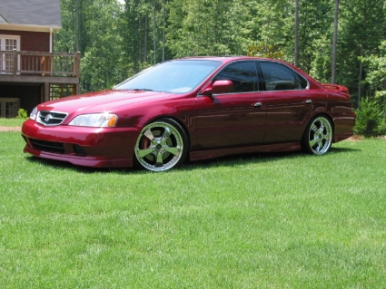 Acura Tl Ground Effects Autos Post