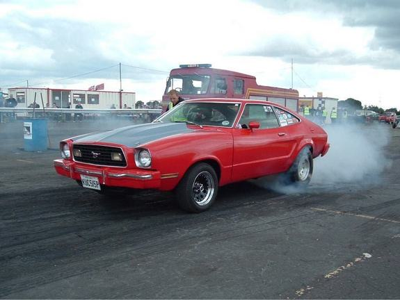 ii much racing 1975 ford mustang ii specs photos. Black Bedroom Furniture Sets. Home Design Ideas