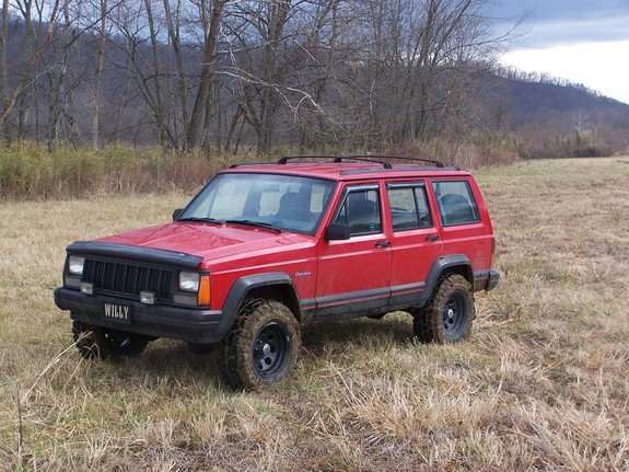 Buick Tires Stanton >> pepcman's 1995 Jeep Cherokee Page 2 in stanton, KY