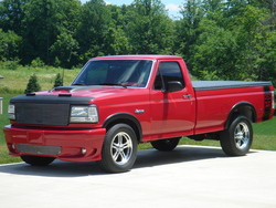 StalkerVettes 1994 Ford F150 Regular Cab