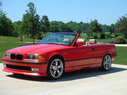 StalkerVettes 1999 BMW 3 Series