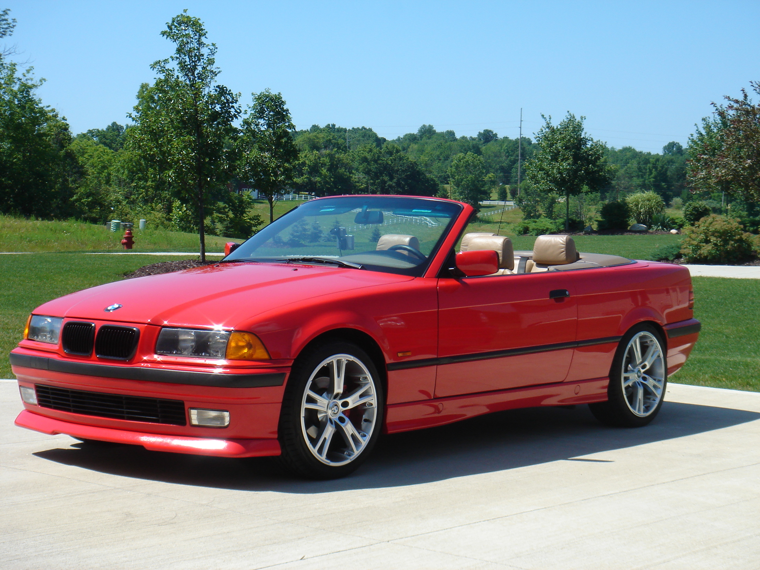 StalkerVette's 1999 BMW 3 Series