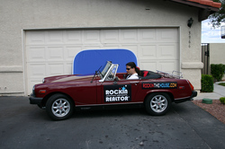ROCKINREALTORs 1979 MG Midget