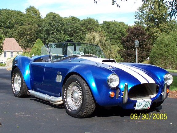 Another Ryan442 1965 Factory Five 65 Roadster post... - 8512095