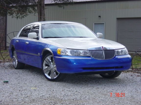 Liquiddreams 1998 Lincoln Town Car Specs Photos Modification Info