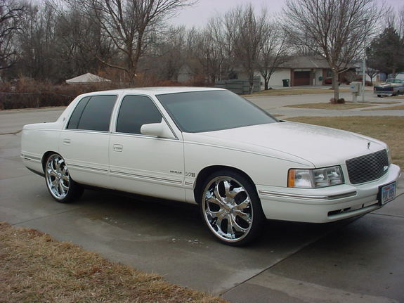 jrayxj 1998 cadillac deville specs photos modification. Black Bedroom Furniture Sets. Home Design Ideas