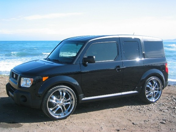 toasting22s 2006 honda element specs photos modification. Black Bedroom Furniture Sets. Home Design Ideas