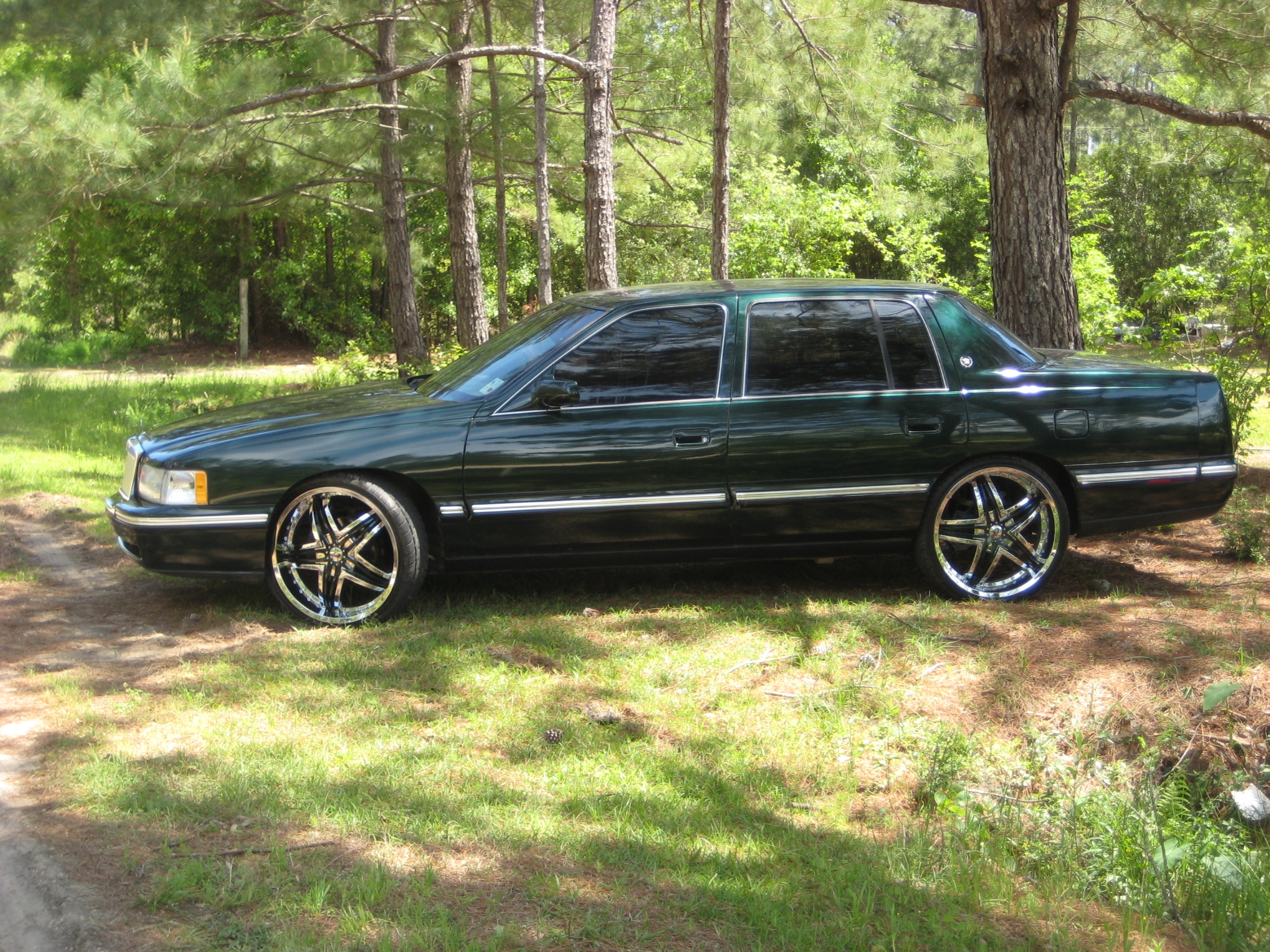 Another hollywoodeville 1998 Cadillac DeVille post... - 7653646