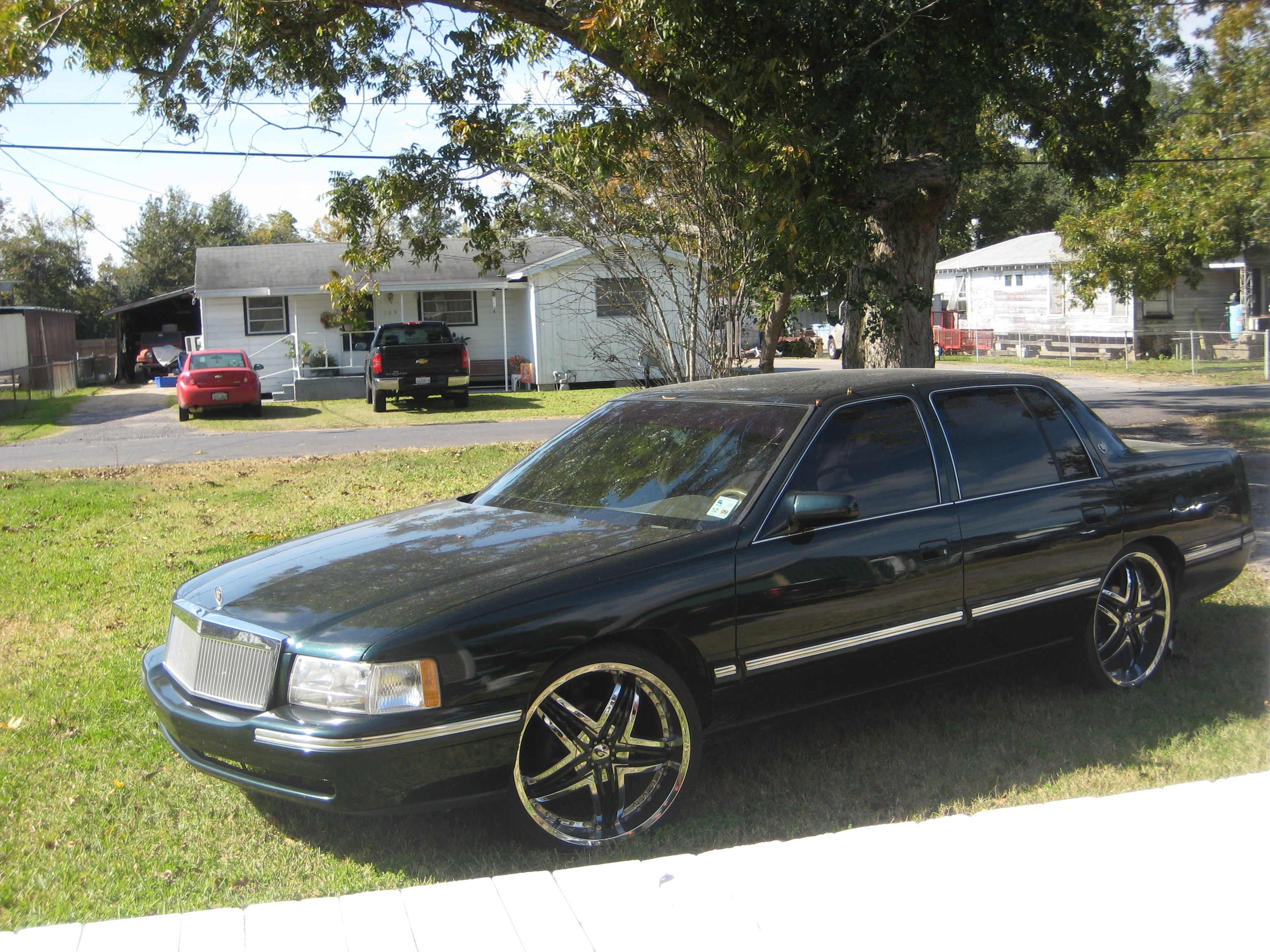 Another hollywoodeville 1998 Cadillac DeVille post... - 7653653