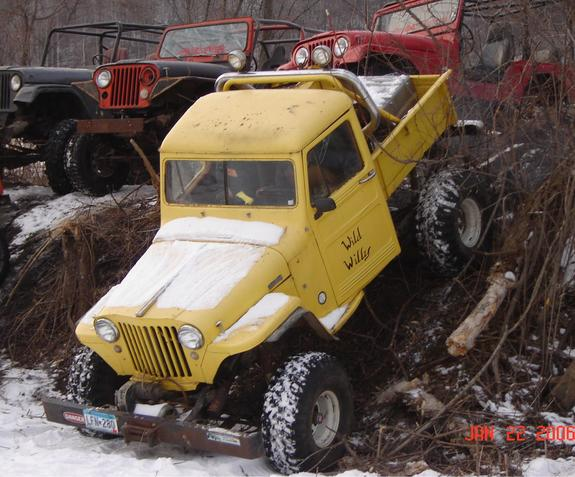 Sweet60 1948 Willys Pickup Specs Photos Modification