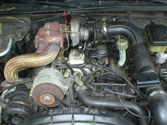 kwcole125 1985 Buick Grand National Specs, Photos ...