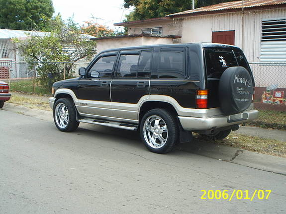 gergito4's 1996 Isuzu Trooper in salinas,
