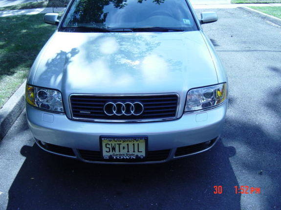 Another FUCURBENZ 2003 Audi A6 post... - 7655916