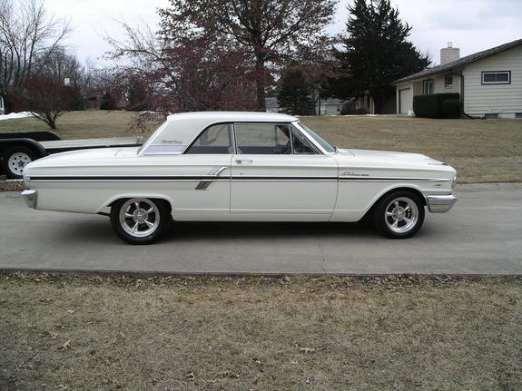 Another shelbyfastback 1964 Ford Fairlane post... - 7756190