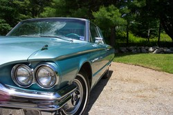 downeast_juice 1964 Ford Thunderbird