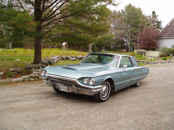 Another downeast_juice 1964 Ford Thunderbird post... - 7655866