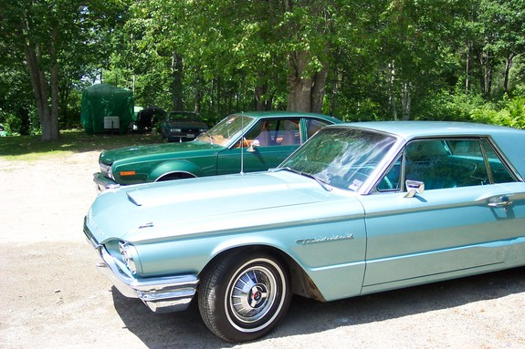 Another downeast_juice 1964 Ford Thunderbird post... - 7655867