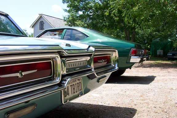 Another downeast_juice 1964 Ford Thunderbird post... - 7655868