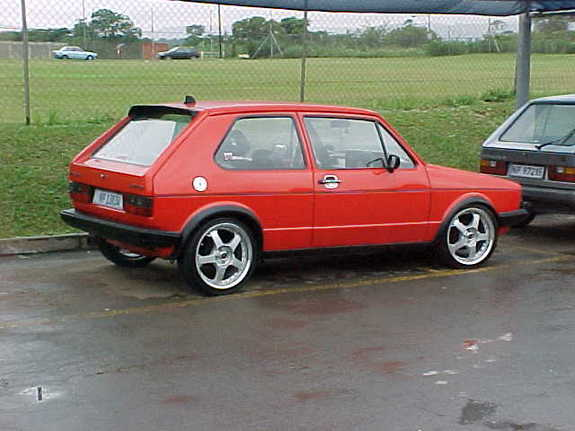 slick ryder 1983 volkswagen golf specs photos. Black Bedroom Furniture Sets. Home Design Ideas