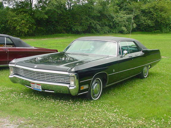Imperialguy 1970 Chrysler Imperial Specs Photos
