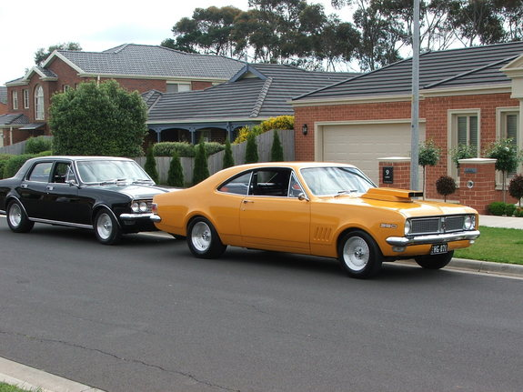 Sold: Holden HQ GTS Monaro 350 Coupe Auctions - Lot 40 - Shannons