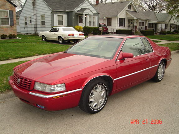 donklatt 1995 cadillac eldorado specs photos modification info at cardomain cardomain