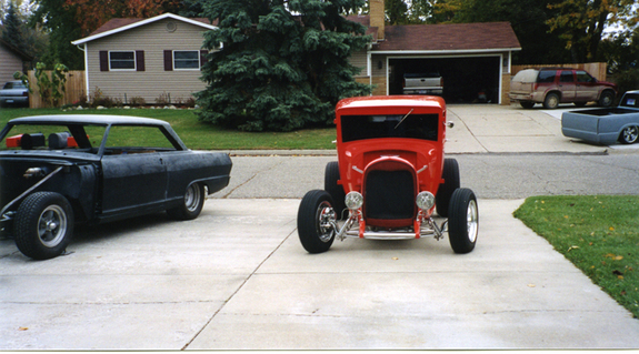 hotrodgary 1929 Ford Coupe 7658631