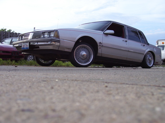 Another pimpnineeight 1986 Oldsmobile 98 post... - 8523348