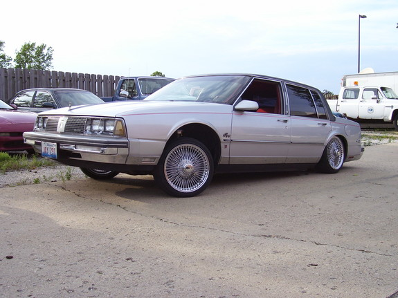 Another pimpnineeight 1986 Oldsmobile 98 post... - 8523352